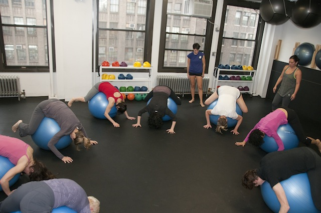 Fit, fun classes that really make an impact